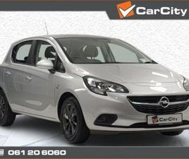OPEL CORSA 120 YEARS 1.4I 75PS 5DR FOR SALE IN LIMERICK FOR €12,990 ON DONEDEAL