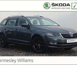 SKODA OCTAVIA COMBI STYLE 1.0TSI 115BHP SALE AGR FOR SALE IN DUBLIN FOR €18450 ON DONEDEAL