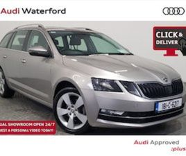 SKODA OCTAVIA ESTATE STYLE 2.0TDI DSG 150HP FOR SALE IN WATERFORD FOR €24950 ON DONEDEAL