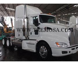 KENWORTH T660 2011 100% MEXICANO #3194