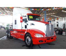 KENWORTH T660-2013 AEROCAB #3495