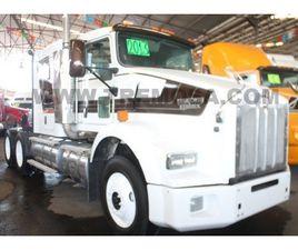 KENWORTH T800 2013 100% MEXICANO #3175