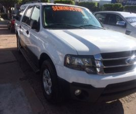 FORD EXPEDITION MAX XL MAX 4X2 2015 SEMINUEVOS
