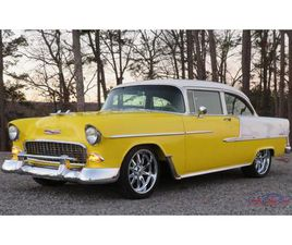 FOR SALE: 1955 CHEVROLET BEL AIR IN HIRAM, GEORGIA