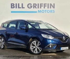 RENAULT GRAND SCENIC 1.5 DCI DYNAMIQUE MODEL // 2 FOR SALE IN DUBLIN FOR €19,750 ON DONEDE