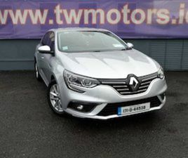 2017 RENAULT MEGANE GRAND COUPE DYNAMIQUE N FOR SALE IN DUBLIN FOR €11950 ON DONEDEAL