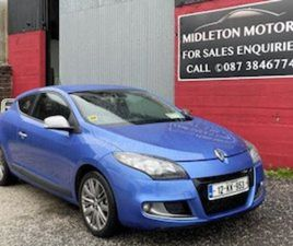 RENAULT MEGANE CPEIII GT LINE 1.5 DCI COUPE III 1 FOR SALE IN CORK FOR €4950 ON DONEDEAL