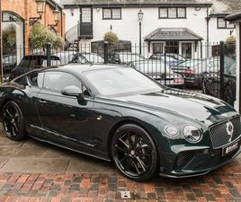 2019 BENTLEY CONTINENTAL 6.0 GT (635PS) COUPE 5998CC - £209,850