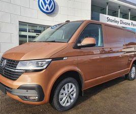 VOLKSWAGEN TRANSPORTER HIGHLINE LWB AUTOMATIC FOR SALE IN KERRY FOR €33,400 ON DONEDEAL