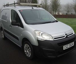 CITROEN BERLINGO, 2016 FOR SALE IN TYRONE FOR £7,500 ON DONEDEAL