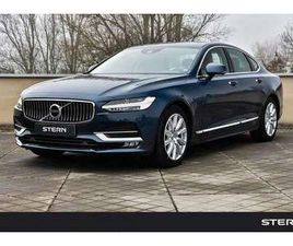 VOLVO S90 T4 AUTOMAAT BUSINESS LUXURY/ NAPPA LEDER/BLIS/CAME