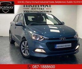 HYUNDAI I20 1.2 PETROL PREMIUM SERVICED//NCT//WAR FOR SALE IN DUBLIN FOR €10,495 ON DONEDE