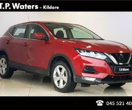 NISSAN QASHQAI 1.2 ACENTA - FINANCE ARRANGED FOR SALE IN KILDARE FOR €19,895 ON DONEDEAL