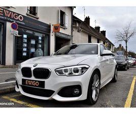 BMW SÉRIE 1 (F20) (2) 118D PACK M SPORT 150 BVA8 5P