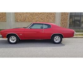 FOR SALE: 1970 CHEVROLET CHEVELLE IN LINTHICUM, MARYLAND
