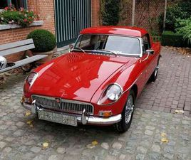 MG MGB ROADSTER JACQUES COUNE STYLE