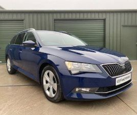 SKODA SUPERB 2.0 SE TECHNOLOGY TDI 5D 148 BHP FOR SALE IN ARMAGH FOR £10195 ON DONEDEAL