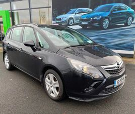 OPEL ZAFIRA SC 1.6TDCI 136BHP 7 SEATER FOR SALE IN LAOIS FOR €12,950 ON DONEDEAL