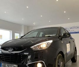 HYUNDAI IX35 SE 1.7 CRDI 2WD FOR SALE IN KERRY FOR €UNDEFINED ON DONEDEAL