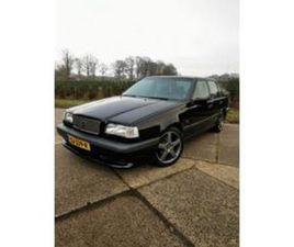 VOLVO 850 2.3 T5R ZWART/ HANDGESCHAKELD UIT 01-11-1994 AANGEBODEN DOOR MAXIMA CLASSIC CARS