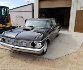 1962 FORD GALAXIE 500 2 DOOR HARDTOP