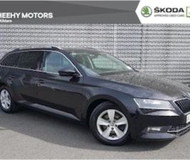 SKODA SUPERB COMBI AMB 2.0TDI 150HP DSG FOR SALE IN KILDARE FOR €31950 ON DONEDEAL