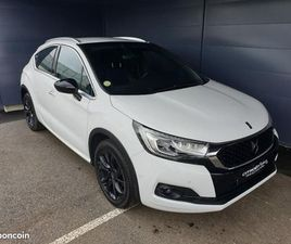 DS DS4 CROSSBACK BLUEHDI 120 SPORT CHIC