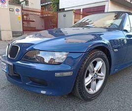 BMW Z3 1.9 CABRIO SOLO 59000KM!!!!!!! UNICO PROPRIETARIO
