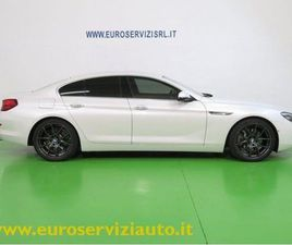 BMW SERIE 6 D XDRIVE GRAN COUPÉ LUXURY