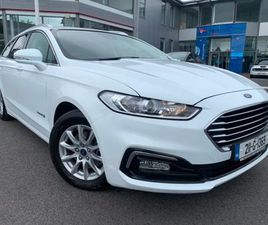 FORD MONDEO DEMO HYBRID 6000 KMS ONLY 79PW ON PCP FOR SALE IN GALWAY FOR €34,995 ON DONEDE