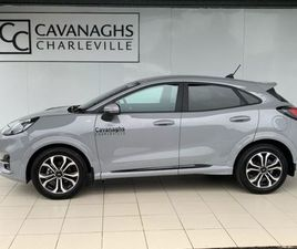 FORD PUMA ST-LINE 1.0T MHEV 125PS 5DR FOR SALE IN CORK FOR €26,995 ON DONEDEAL