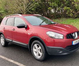 NISSAN QASHQAI +2 1.5 DCI PUREDRIVE FOR SALE IN DUBLIN FOR €6,950 ON DONEDEAL