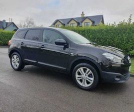 NISSAN QASHQAI +2, 2011 FOR SALE IN KERRY FOR €5950 ON DONEDEAL
