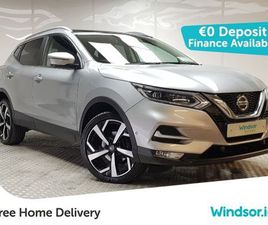 NISSAN QASHQAI TEKNA 1.3 DIG-T 140 START/STOP FOR SALE IN DUBLIN FOR €27,495 ON DONEDEAL
