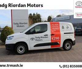 TOYOTA PROACE 75HP GX SWB 2DR FOR SALE IN MEATH FOR €19,950 ON DONEDEAL