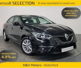 RENAULT MEGANE GRAND COUPE PLAY - EFFICIENT DIESE FOR SALE IN WATERFORD FOR €24450 ON DONE