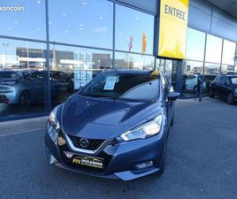 NISSAN MICRA DCI 90 CH N-CONNECTA GPS CAMERA