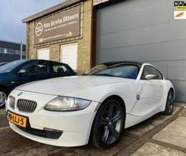 BMW Z4 COUPÉ 3.0SI / BJ.09 / NAVI / INDIVIDUAL UIT 27-01-2009 AANGEBODEN DOOR AUTOSERVICE