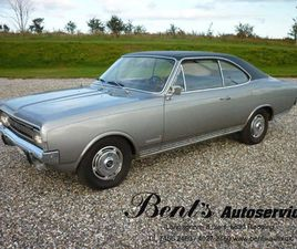 OPEL COMMODORE A COUPE 2,5 S