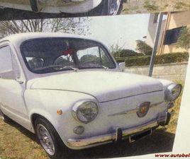 VENDO VENDI FIAT 600 1969