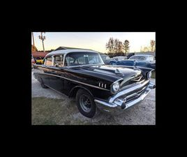 FOR SALE: 1957 CHEVROLET BEL AIR IN GRAY COURT, SOUTH CAROLINA
