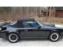 FOR SALE: 1987 PORSCHE 911 CARRERA IN LINCOLN, DELAWARE