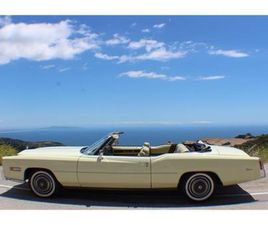 FOR SALE: 1976 CADILLAC ELDORADO IN TOPANGA, CALIFORNIA