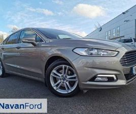 FORD MONDEO TITANIUM 1.5 TDCI 120PS FOR SALE IN MEATH FOR €22,950 ON DONEDEAL