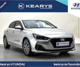 HYUNDAI I30 FASTBACK 5DR PETROL FOR SALE IN CORK FOR €17247 ON DONEDEAL