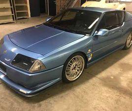 RENAULT ALPINE V6 RENAULT ALPINE GTA 22800 EURO PRIVE
