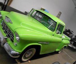 FOR SALE: 1955 CHEVROLET 3100 IN COSTA MESA, CALIFORNIA