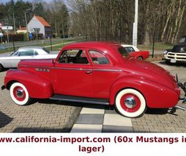BUICK BUSINESS COUPE (120 CLASSICS IM LAGER)