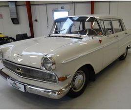 1961 OPEL KAPITÄN P2
