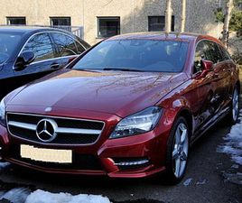 MERCEDES CLASSE CLS SHOOTING BRAKE X218 350 CDI BLUEEFFICIENCY OCCASION